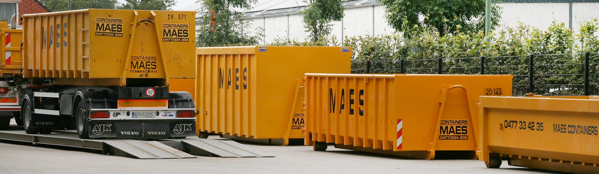 Containers Maes2